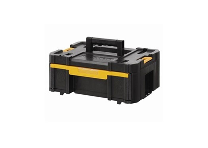 II-Wahl TSTAK Schubladen-Box mit 6 Inset-Boxen