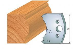 Profilmesser-Paar 507