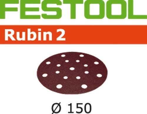Schleifscheiben STF D150/16 P220 RU2/10