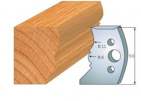 Profilmesser-Paar 503