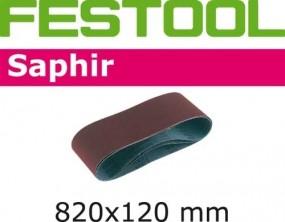 Schleifband CMB 120 820x120-P100-SA/10