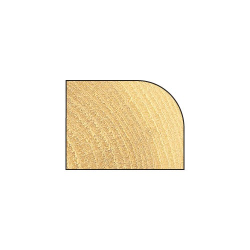 Abrundfräser m. Anlaufzapfen