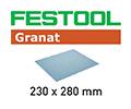 230 x 280 mm - Granat