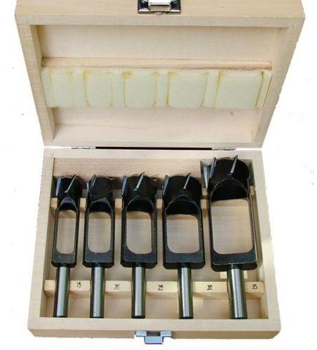 Zapfenschneider Set D15, 20, 25, 35