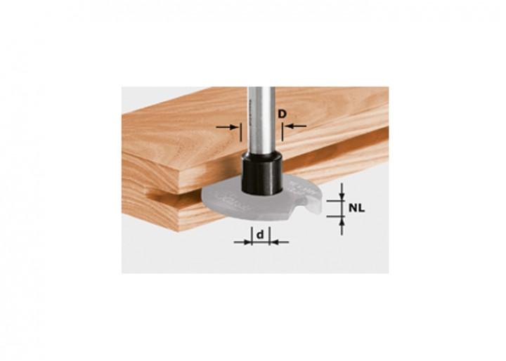 Frässpindel S8 1,5-5 D14