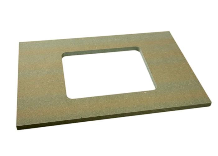 Frässchablone ELP-FS für Einlegeplatten