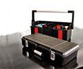 Werkzeugboxen universal & leer