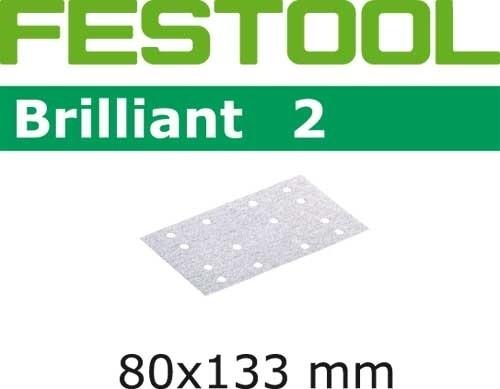 Schleifstreifen STF 80x133 P80 BR2/10