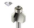 Oberfräser diamantbestückt