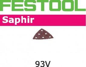 Schleifblätter STF V93/6 P80 SA/25