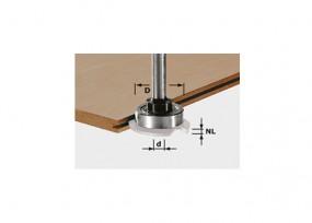 Frässpindel S8 1,5-5 KL28