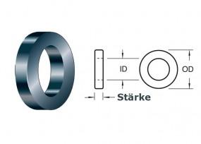 Abstandring für Aufnahmedorn 8 x 6 mm