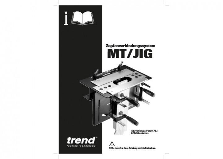 Zapfenfräsgerät SET-MT-JIG