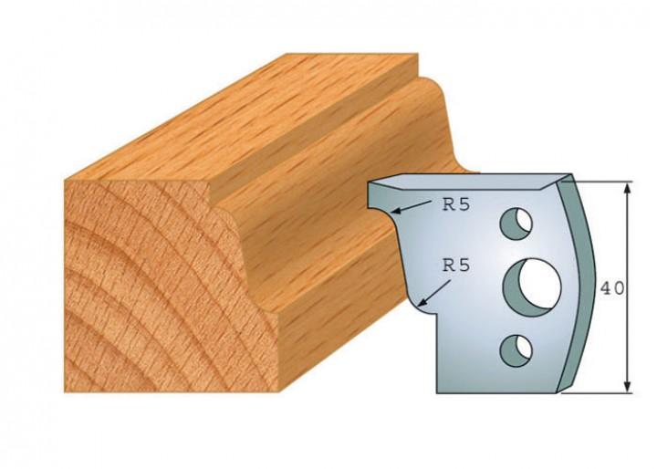 Profilmesser-Paar 031