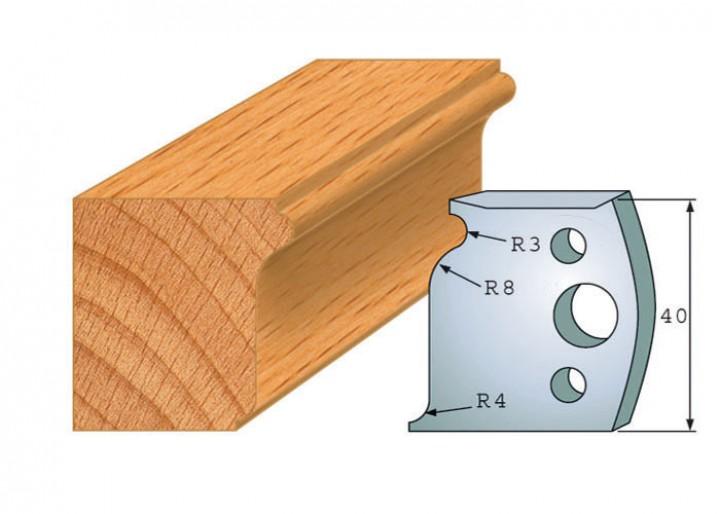Profilmesser-Paar 110