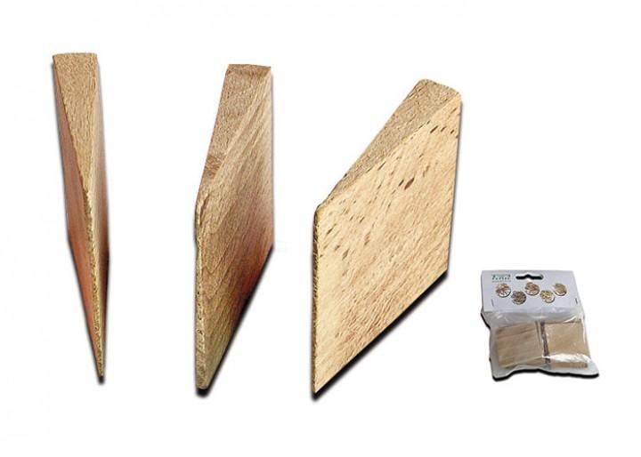 Holzkeil 60x50x0 11mm