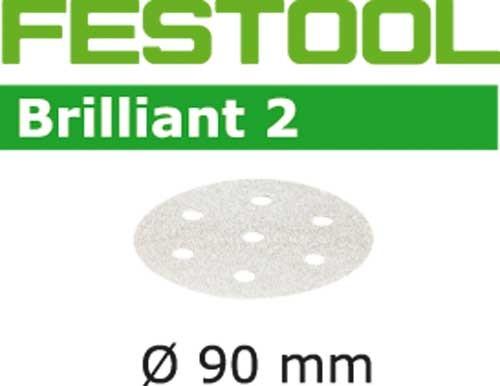 Schleifscheiben STF D90/6 P100 BR2/100