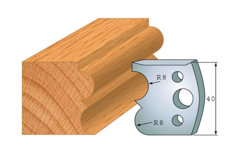 Profilmesser-Paar 028