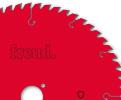 Kreissägeblatt beschichtete Platten <br> & NE-Metalle