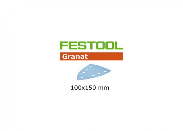 Schleifblätter STF DELTA/7 P100 GR/100