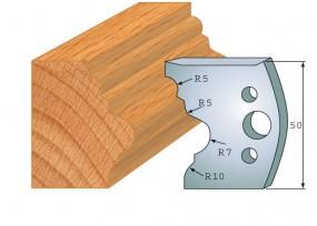 Profilmesser-Paar 508