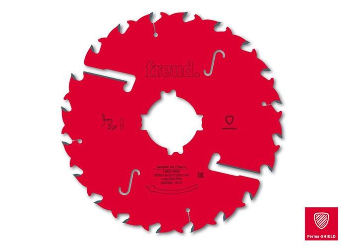 Kreissägeblatt HM 320 x 3,0/2,2 x 30 mm, Z=20+2+2