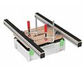 NEU - RUWI Flächenadapter für Systainer / L-Boxx