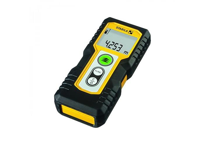 Entfernungsmesser Mit Laser : Stabila laser entfernungsmesser ld sautershop