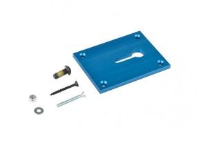 Klamp Plate Werkstückzwingen-Grundplatte