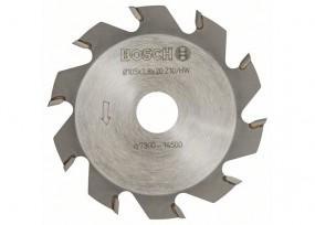 Bosch Scheibenfräser 105x2,8x20 mm Z 10