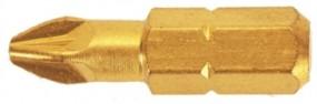 Pozidriv TIN PZ2 - 10 Stück