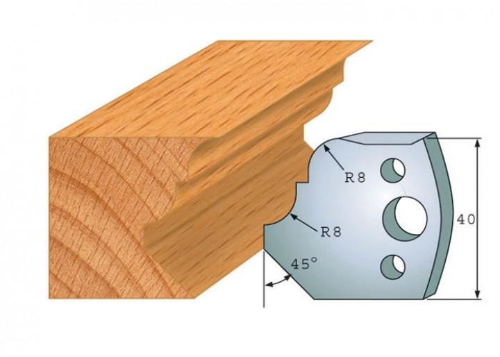 Profilmesser-Paar 073