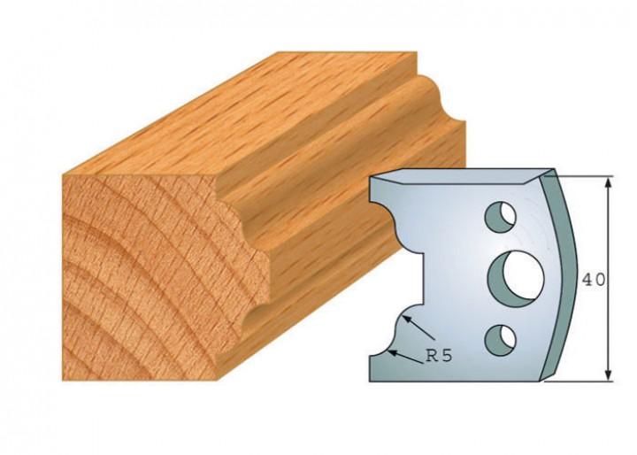 Profilmesser-Paar 025
