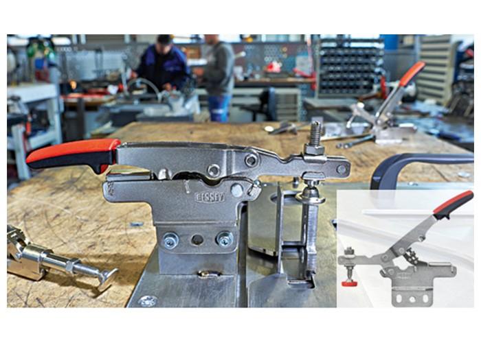 Waagrechtspanner mit offenem Arm und vertikaler Grundplatte STC-HV20