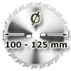 Kreissägeblatt <br/>Ø 100 - 125