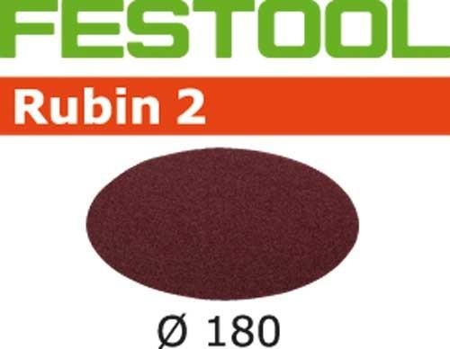 Schleifscheiben STF D180/0 P100 RU2/50