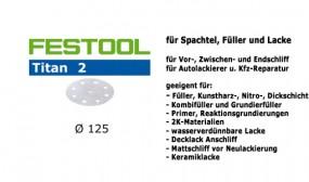 Schleifscheiben STF D125/90 P240 TI2/100