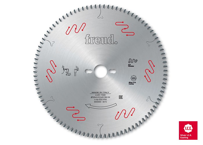 Kreissägeblatt HM 600 x 5,2/3,8 x 30 mm, Z=168