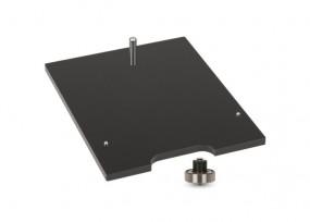 Adapterplatte zum Bündigfräsen für Oberfräsen