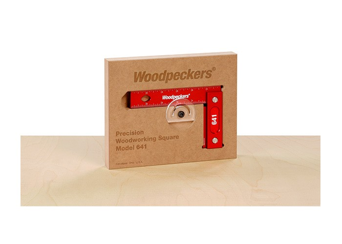 Anschlagwinkel Woodpeckers 150 mm