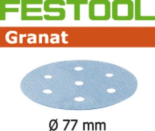 Schleifscheiben STF D 77/6 P800 GR/50