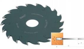 Nutsägeblatt - Nutfräser 180 x 5 x 30 mm, Z=24