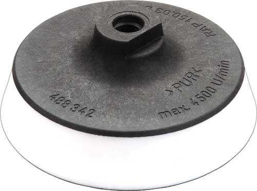 Polierteller PT-STF-D150-M14