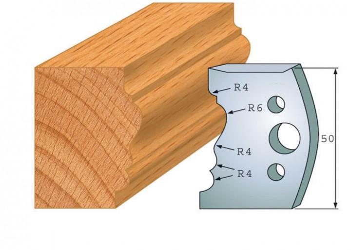 Profilmesser-Paar 511