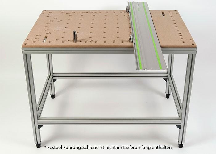 Vario-Bench Multifunktionstisch