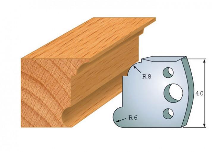 Profilmesser-Paar 053
