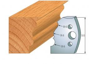 Profilmesser-Paar 509