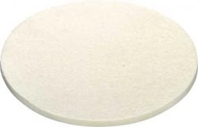 Polierfilz PF-STF-D150x10-W/1