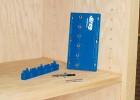 Kreg Lochreihen Bohrschablone 32 mm
