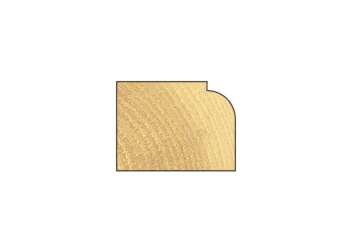 Viertelstabfräser HW (HM)